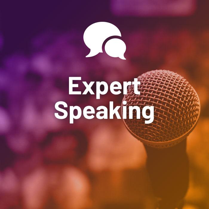 Expert Speaking